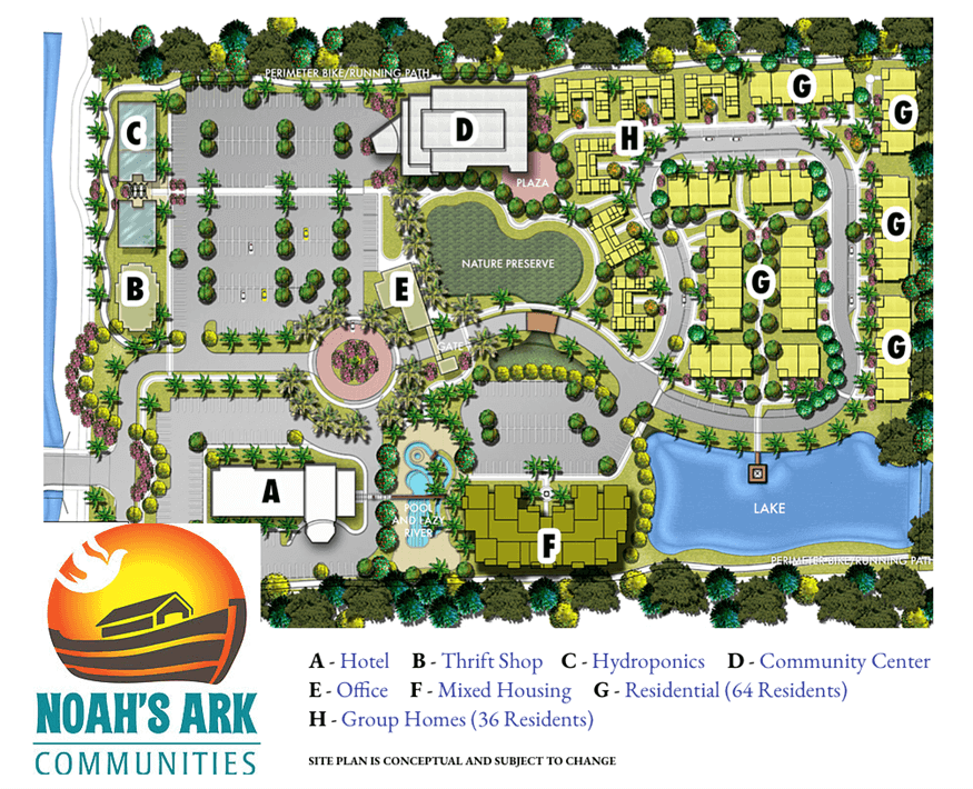 Noah's Ark Communities to Provide Residential Living