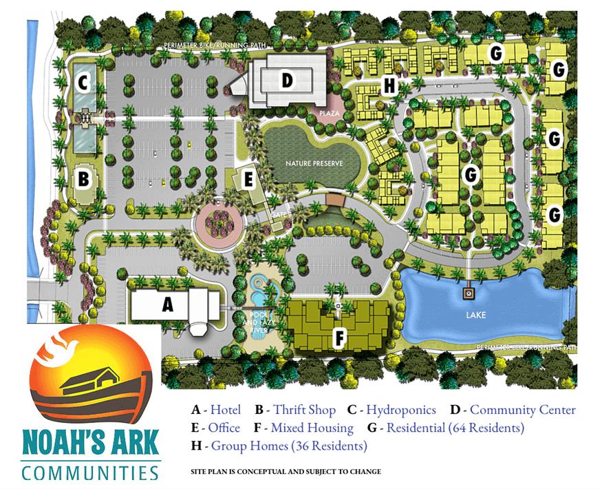 Noah's Ark Communities to Provide Residential Living
